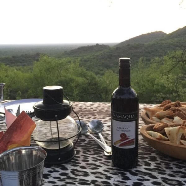 Gaspare Spanio Safaris Lodge Sunset